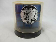 Original vintage Rubiks Cube aus dem Jahr 1980 + original box & manual Anleitung