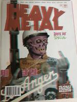 Heavy Metal Magazine No. 296-Street Art Special-illustrated-Morrison-Corbin-Deih