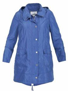 KjBrand Damen Longjacke Outdoor Jacke NEU in großen Größen