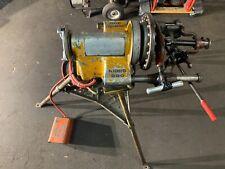 Ridgid Model 300 Pipe Threader With Die