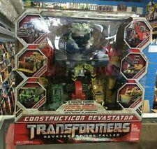 Transformers Revenge Fallen Constructicon Combiner Devastator MISB Sealed NM WOW