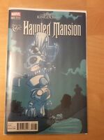 HAUNTED MANSION 1, NM 9.4, 1ST PRINT, SKOTTIE YOUNG VARIANT, DISNEY 2016