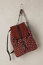 Anthropologie Kate Sheridan Chaos Triangle Multi/Vik Printed Rucksack $218 S/O