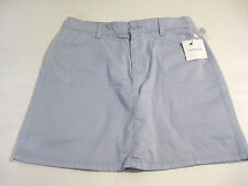 New Croft & Barrow Heather Skirt with built in shorts Size 12