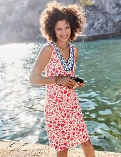 BODEN  Damen Kleid Tarifa Jersey Dress  GR.UK8L 34 36 Neu