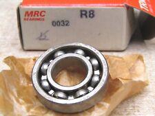 "MRC R8 1/2"" X 1-1/8"" X 5/16"" Deep Groove Bearing"