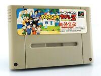 Dragon Ball Z Super Gokuden Totsugeki Hen - Nintendo Super Famicom SFC JAP Japan