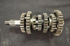 1995 KAWASAKI BAYOU 300 4X4 TRANSMISSION OUTPUT SHAFT GEARS 2,3,4,LOW, REV,TOP