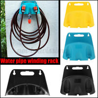 Water Pipe Hose Holder Hanger ABS Hook Wall Mounted Garden Storage Rack Watering