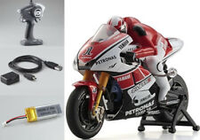 Kyosho Yamaha YZR-M1 Motorcycle Micro MOTO Racer Mini-Z 50th Edition RTR