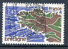 STAMP / TIMBRE FRANCE OBLITERE N° 1917  BRETAGNE