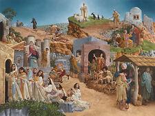 """Parables"" James Christensen Anniversary Fine Art Giclee Canvas"