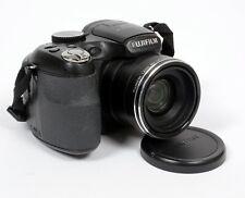 Fujifilm S2950 14.0MP Digital Camera - Black