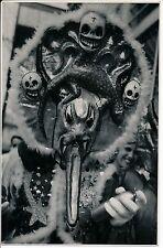 Francisco ASZMANN - BRESIL c. 1945 - Masque Carnaval Rio de Janeiro - P 1517