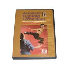 Martial Arts Acrobatic Fighting Techniques #2 Dvd Stuart Quan karate tournament