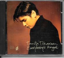 CD ALBUM 14 TITRES--TANITA TIKARAM--EVERYBODY'S ANGEL--1991