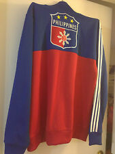 Adidas Track Jacket Manny Pacquiao Mens XL Philippines National Team
