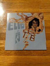 """Elvis At Stax"" Presley 2 LP US Black/Gold Vinyl 1000 Newbury RARE"