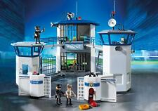 Playmobil #9131 Police Headquarters with Prison - New Factory Sealed