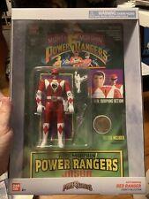 "Power Rangers Auto Mighty Morphin Jason Retro 5.5"" Figure Legacy Collection"