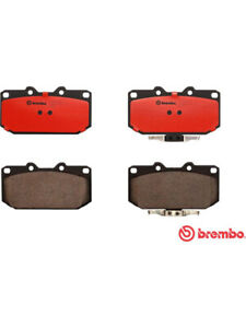 Brembo Ceramic Brake Pads FOR SUBARU IMPREZA GG (P56025N)