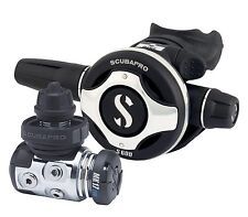 Scubapro mk17 evo/s600 con Octopus R 195 incl. gratis revisión!