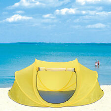 Portable Play Tent Pop Up Beach Shelter Toys Adventure Outdoor Indoor Kids Gift