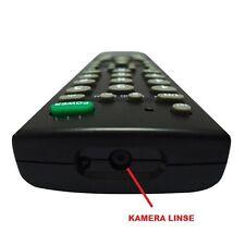 32GB VERSTECKTE FULL HD 1080p KAMERA GETARNTE FERNBEDIENUNG MINI SPY SPYCAM A58