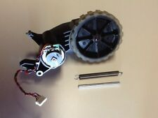 Neato XV 11 21 Left Wheel full assembly with motor - USED original parts Vacuum