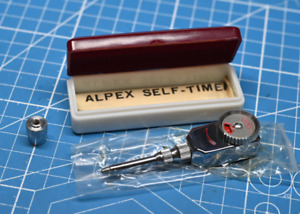 Vintage Alpex Self Timer Mint in box with Adapter
