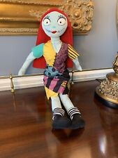 "The Nightmare Before Christmas Sally Doll Soft Plush Toy 20"" Tim Burton Disney"