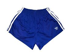 Adidas vintage Sprinter Shorts Gr. D7 L Sporthose 80s Baumwolle W.-Germany KL1