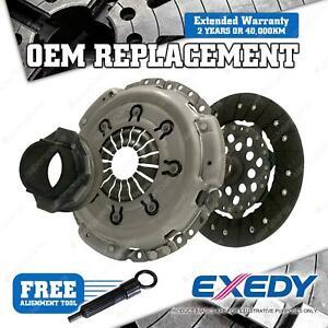 Exedy Clutch Kit for Citroen BERLINGO Van 1.4L 57KW 58KW 03/2001 - 06/2010