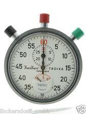 HANHART cronometro decimo secondi incl. Borsa circa 70er