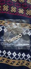 More details for kylie minogue disco official necklace