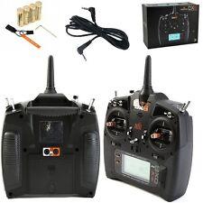 Spektrum DX6 6-Channel 6CH DSMX Transmitter / Radio w Trainer Cord MD2 SPMR6700