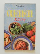 Griechische Küche Anne Wilson Könemann
