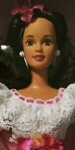 Puerto Rican Barbie Dolls World Collector Edition Mattel NIB