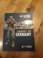 Bolt action Armies Of Germany 2nd Ed. Book