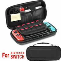 For Nintendo Switch Carrying Case Travel Bag Portable Pouch Hard Cover Shell USA
