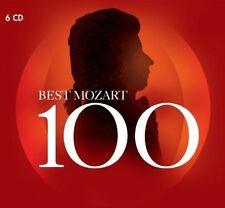 NEW BEST MOZART 100 (Audio CD)