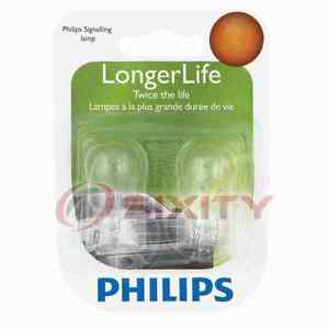 Philips Center High Mount Stop Light Bulb for Nissan 200SX 300ZX Altima NX ry