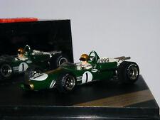 Quartzo Q4042 Brabham-Repco BT24 1967 Canadian GP Jack Brabham #1 1/43