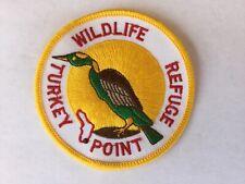 Turkey Point Wildlife Refuge patch