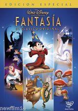 FANTASIA EDICION ESPECIAL DVD NUEVO ( SIN ABRIR ) EL CLASICO ORIGINAL