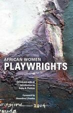 African Women Playwrights (2008, Paperback)