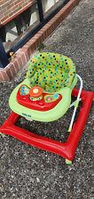 Lauflernhilfe, Gehfrei Laufstuhl, faltbarer Babystuhl