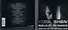 Kool Shen, Sur le fil du rasoir (2016) CD BRAND NEW from MusicaMonette, Canada