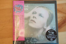 Rare David Bowie Hunky Dory MINI Vinyl CD Edition TOCP Japan SHMCD