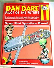 Dan Dare: Spacefleet Operations Manual by  Rod Barzilay (Hardback, 2013)
